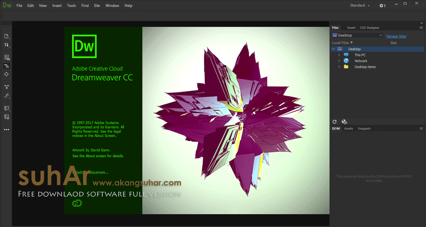 Free Download Adobe Dreamweaver CC 2018 Full Version, Adobe Dreamweaver CC 2018 Plus Serial Number