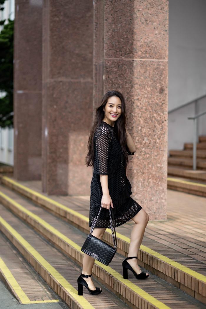 asos Little Black Dress