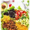 Skinny Taco Salad