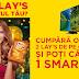 Castiga un Smart TV cu Lay's!
