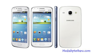 Harga dan Spesifikasi Samsung Galaxy Core I8260 Terbaru