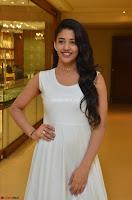 Daksha Nagarkar Cute Beauty in Sleeveless White Dress at Khwaaish Exhibition Launch 2017 ~  Exclusive 086.JPG