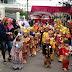 Meriahkan HUT RI Ke-72 Kelurahan Kampung Pondok Gelar Karnaval dan Perlombaan Pakaian Adat/Tradisional.