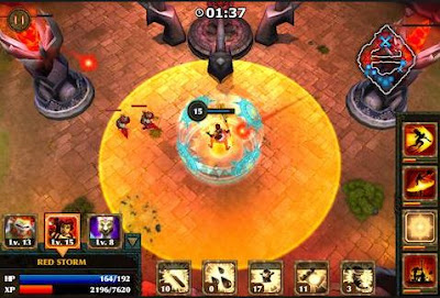 Download Legendary Heroes v2.2.3 Mod