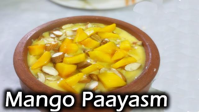mango,payasam.kheer,recipe,malayalam,video,manga payasam,