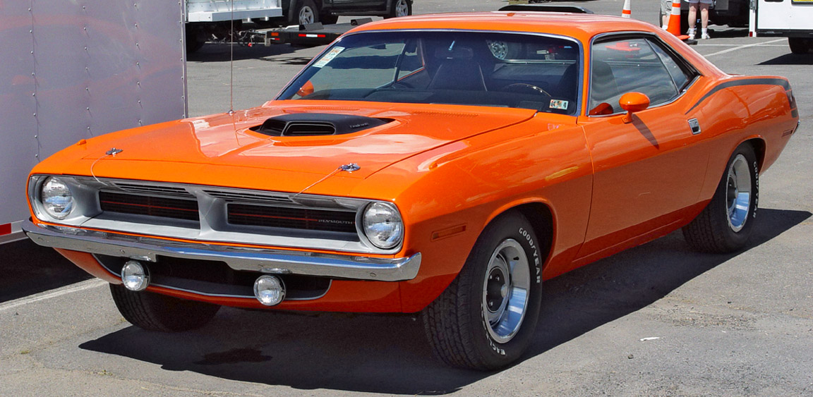 Top-10 Classic American Muscle Cars (Part-2)
