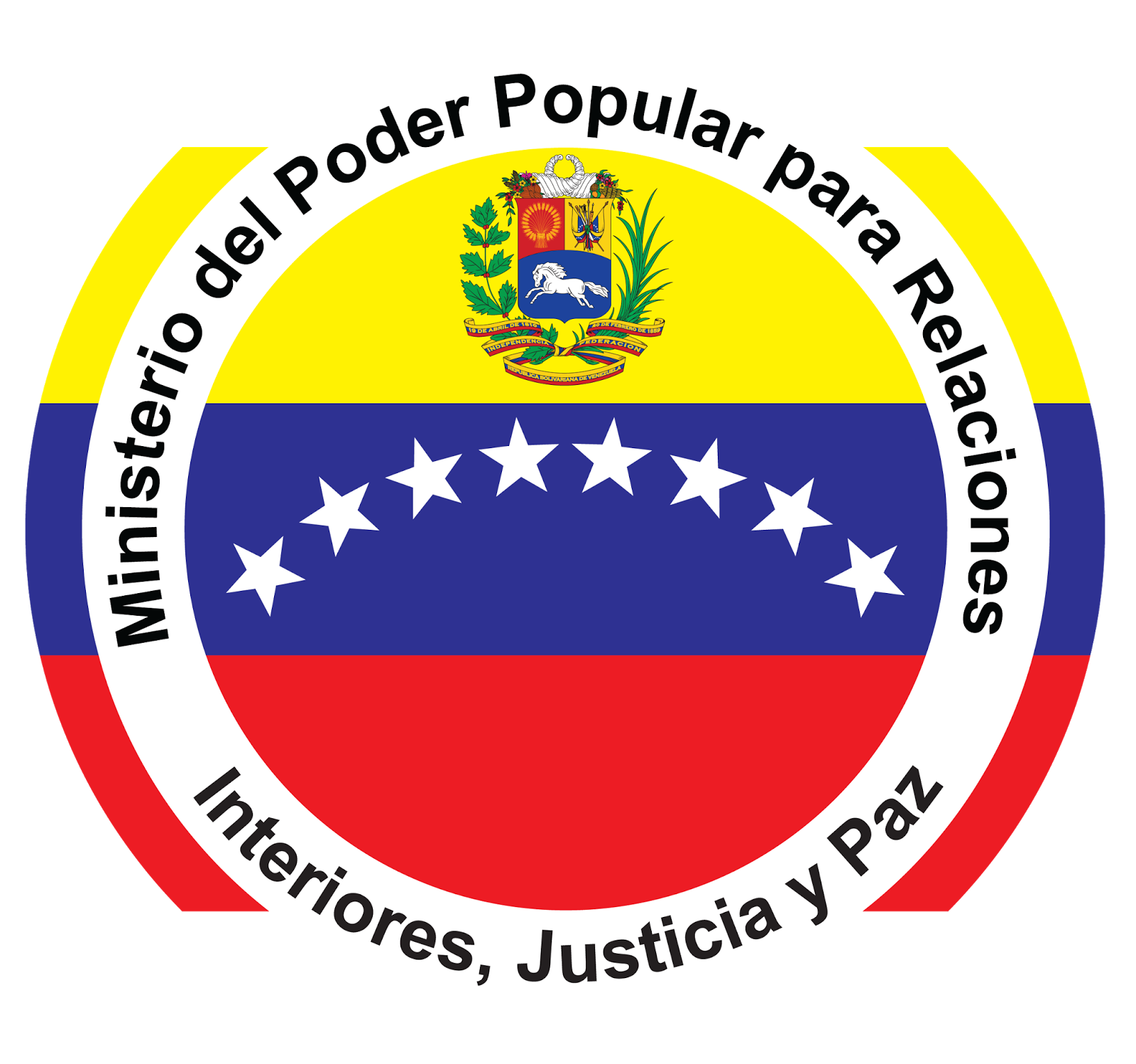 Ministerio del poder popular para las relaciones for Ministerio de relaciones interiores