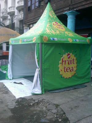 Jual Tenda promosi di tambun,Jual tenda promosi di bekasi,tenda promosi cikarang,harga tenda sarnafile