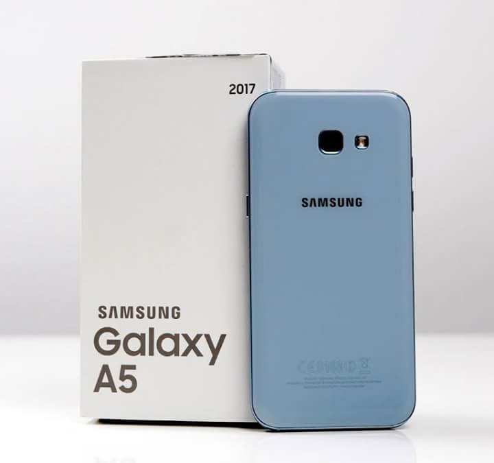 Samsung Galaxy A5 2017 SM-A520F Official Nougat Firmware