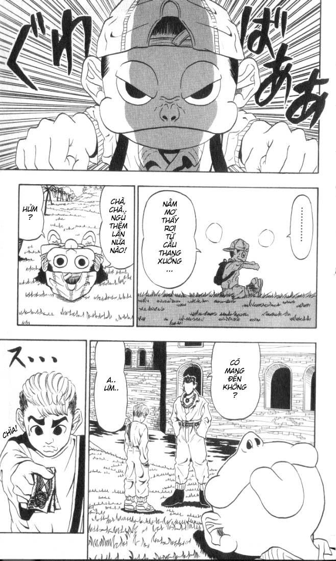 NINKU vol 2 trang 3