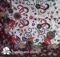 Batik gentong cibulan