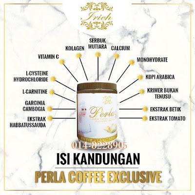 perla coffee exclusive