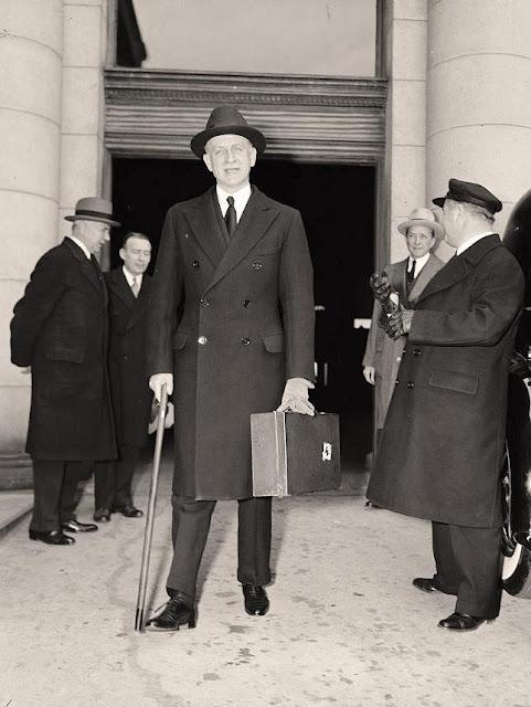 25 February 1940 worldwartwo.filminspector.com Sumner Welles