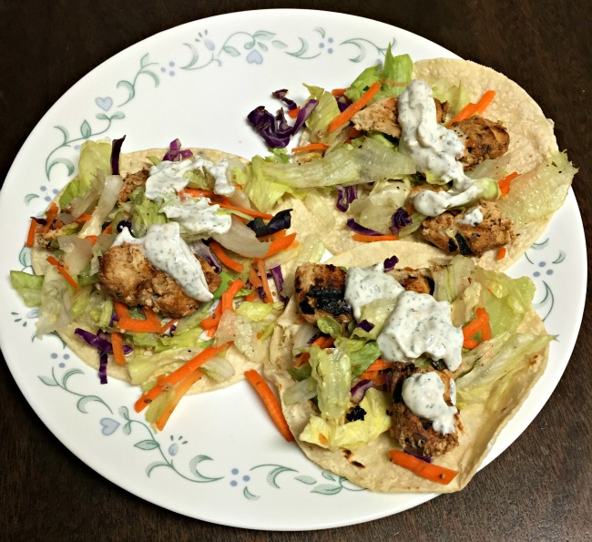 Recipes I've Tried Lately - Chicken Shawarma