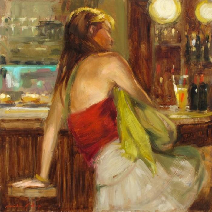 Современные художники Испании. Monica Castanys 9