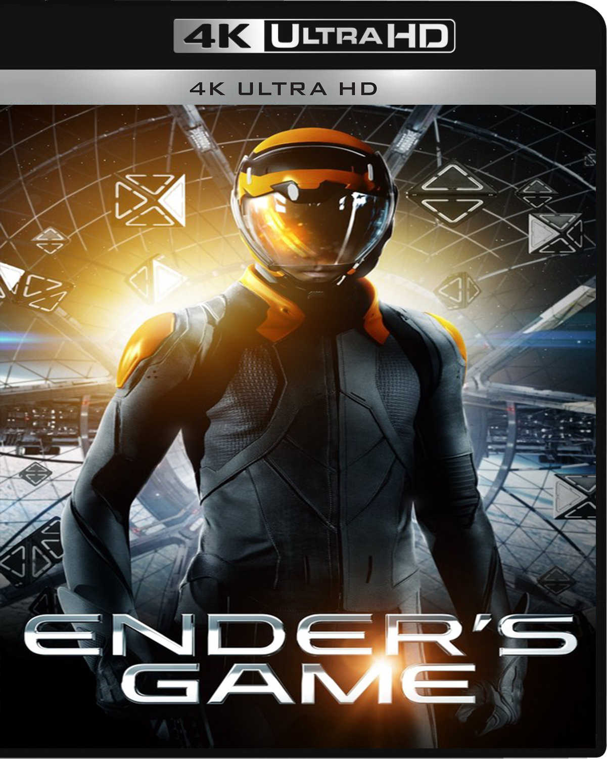 Ender's Game  [2013] [UHD] [2160p] [Latino]