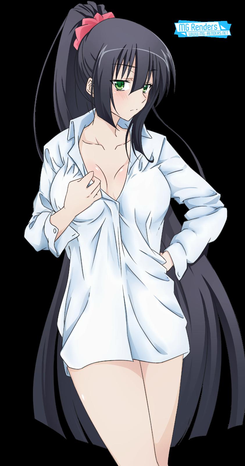 Tags: Anime, Render,  Kore wa Zombie Desuka?,  Seraphim,  PNG, Image, Picture