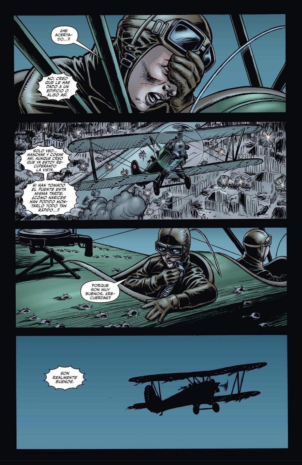 """Crítica de """"Battlefields  Las brujas de la noche"""" (Garth Ennis) por Álvaro  San Martín 343176d0ffde7"""