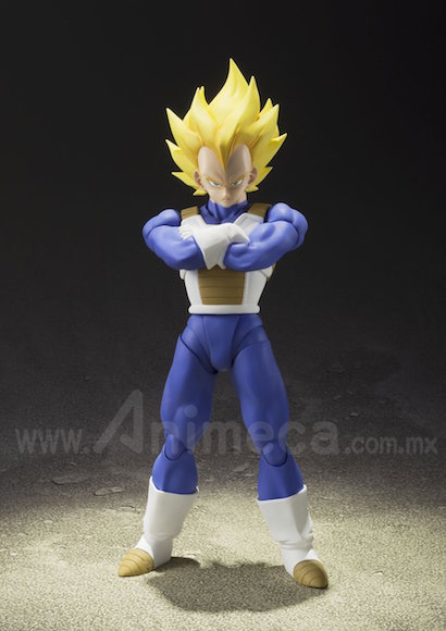 Figura Super Saiyajin Vegeta S.H.Figuarts Dragon Ball Z