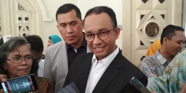 Anies: Jakarta Lebih Membutuhkan Air Bersih Daripada Air Keras