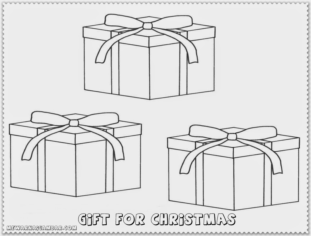 Download Printable Christmas Joy Coloring Pages