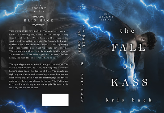 REVEAL & GIVEAWAY ~ THE FALL OF KASS ~ KRIS HACK