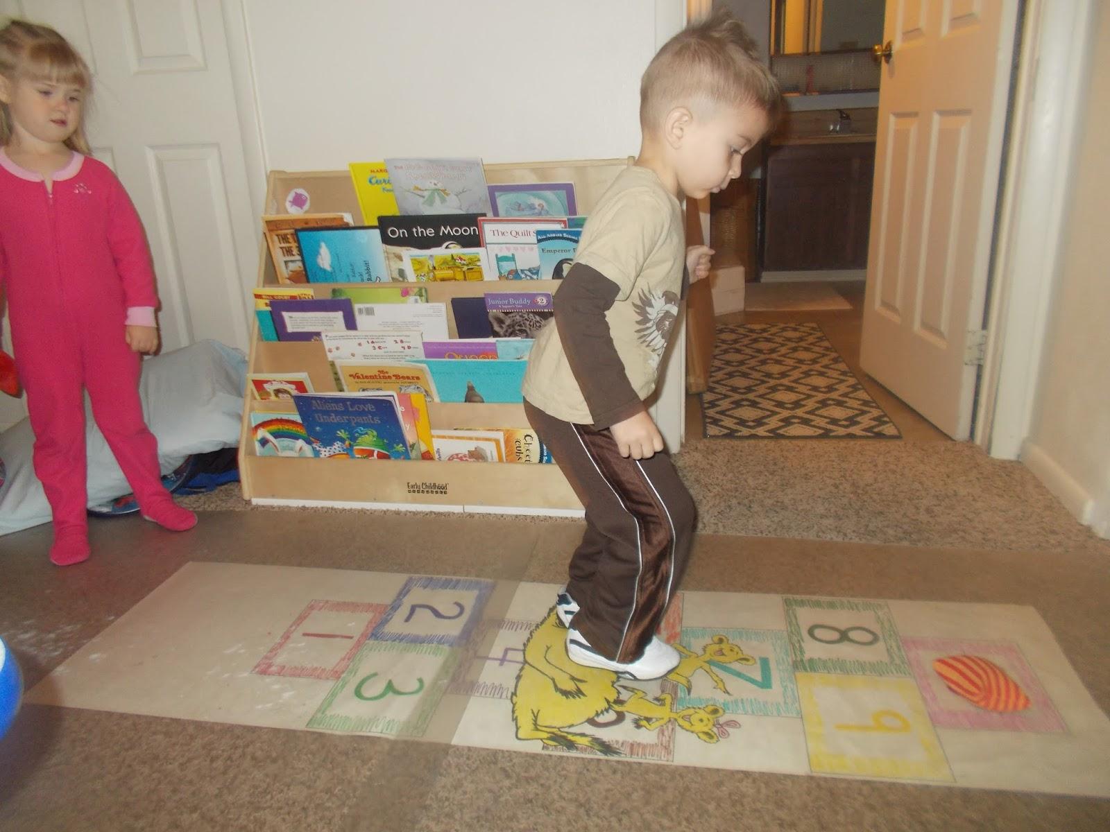 Chipman S Corner Preschool Hop On Pop Hopscotch