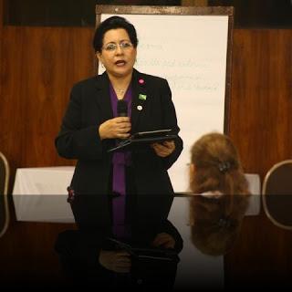 Iraima Capriles del CES participa en la creación de la CESALC en Brasil