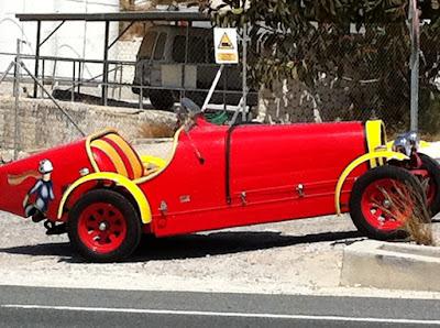 Automóviles clásicos, Oldtimer y coches de antigüedad en la Costa Blanca, Mario Schumacher Blog