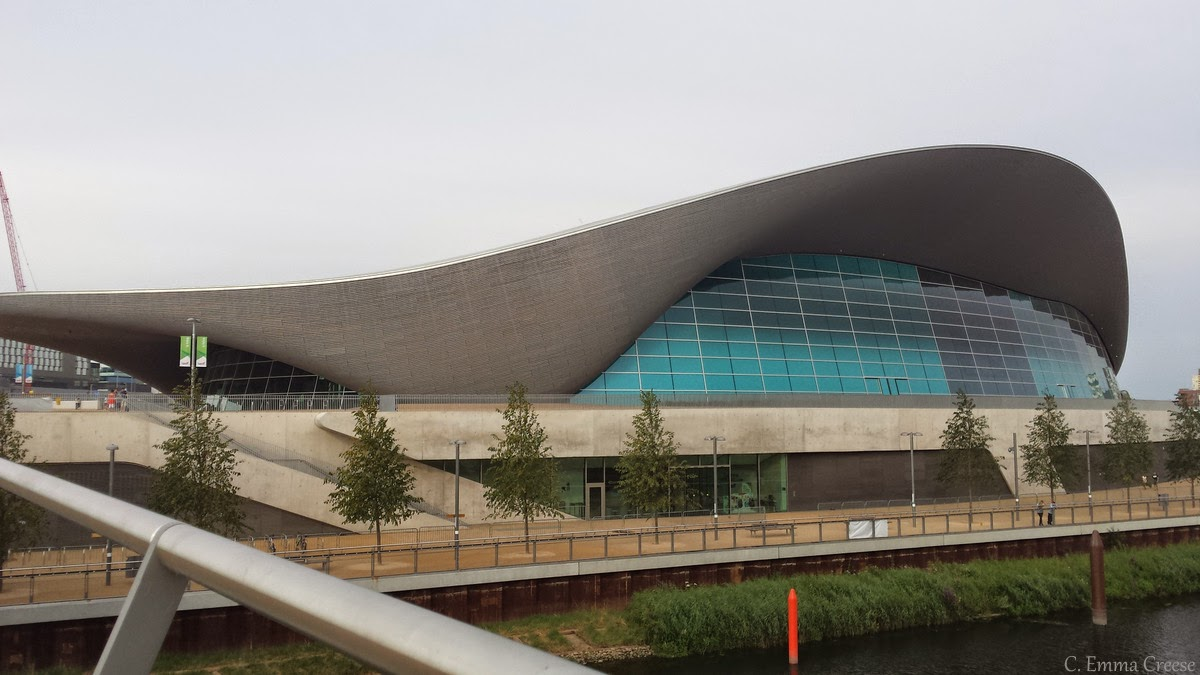 How to keep cool in London this summer Olympic Park
