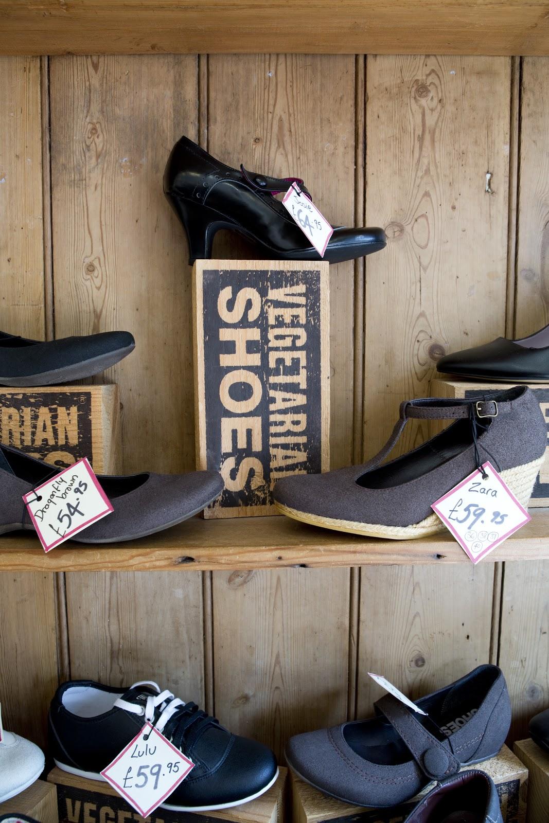 Collingwood Vegan Shoe Shop