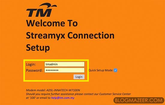 Tukar Password Wifi WEP Ke WPA Streamyx 2015