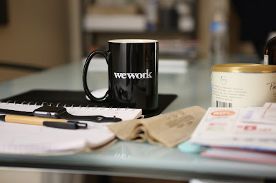WeWork Brand name Logo  Affiliate Bootcamp