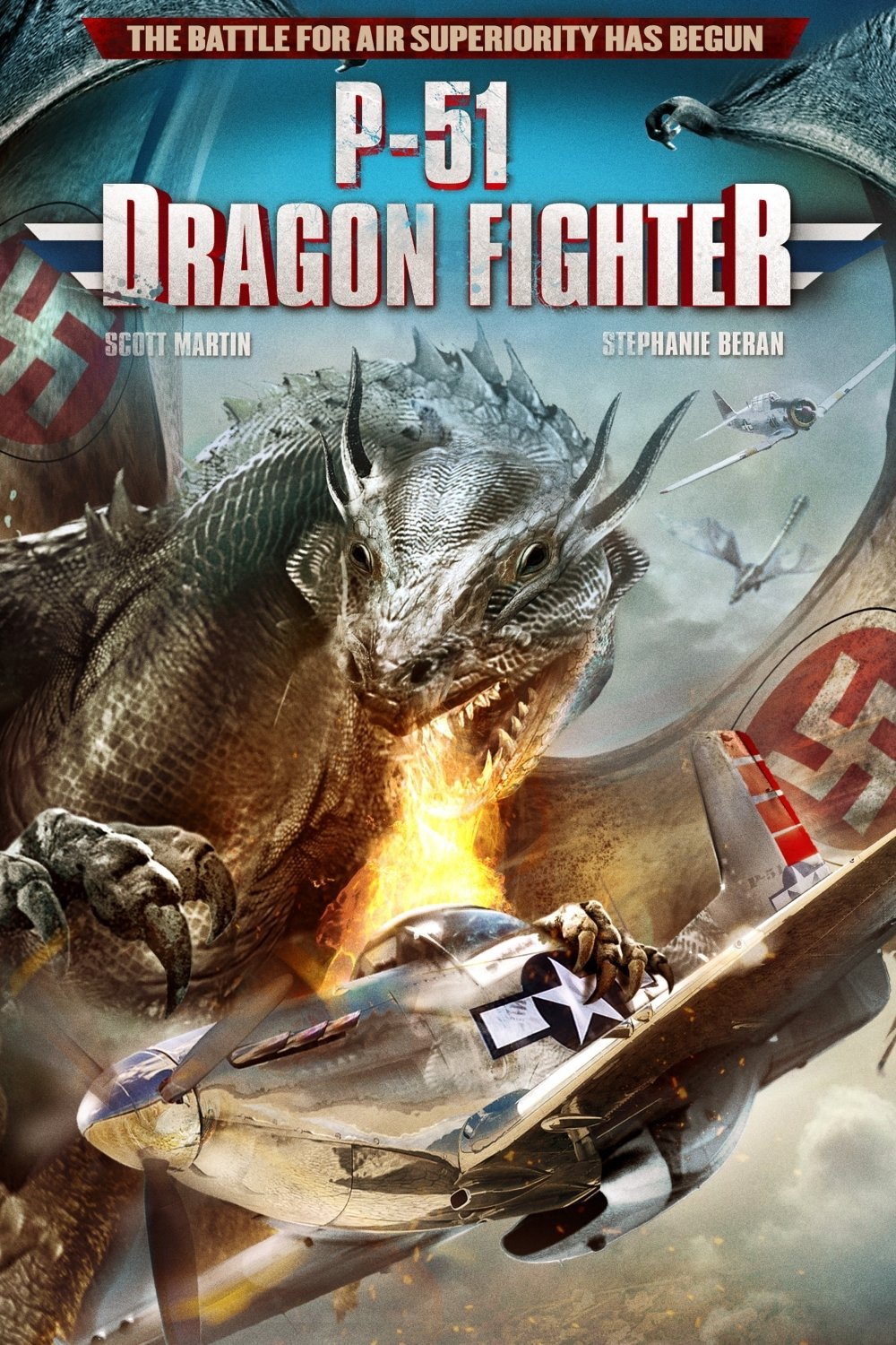 P-51 Dragon Fighter – Legendado (2014)