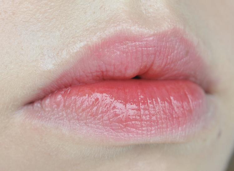 Korean Makeup Favorites Review - Aritaum Color Lasting Tint #2 Baby Wink Swatch