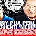 1MDB: Tony Pua Mengelirukan Orang Ramai Dan Melakukan Sabotaj Ekonomi