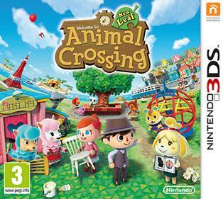 Animal Crossing New Leaf, 3DS, Español, Mega