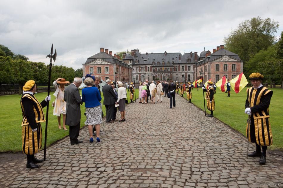 Royal family around the world princess alix of ligne weds for 6 jardin guillaume bouzignac