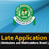 JAMB Regularization Guidelines & Deadline 2020 [Late Application]