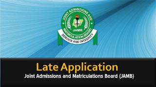 JAMB Regularization Guidelines & Deadline [Late Application]