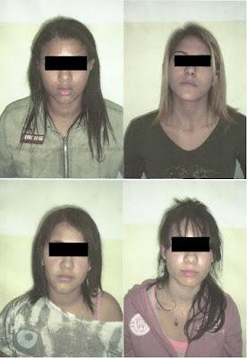 ROMU de Limeira apreende menores no tráfico de Drogas pelo Bairro Abílio
