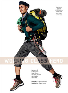 Working Class Hero by Giampaolo Sgura for GQ Spain