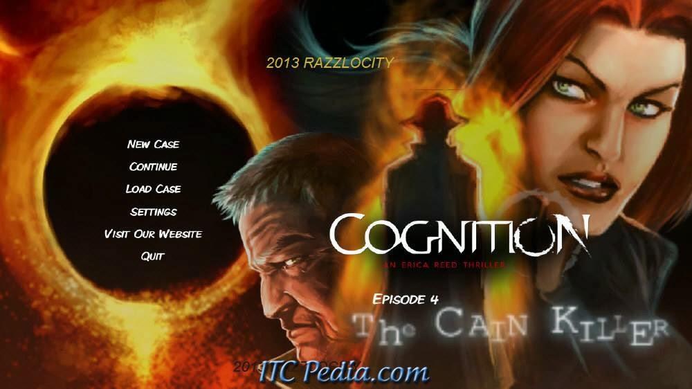 ITC Pedia.com] [TORRENT] Cognition Episode 4: The Cain Killer - FLT