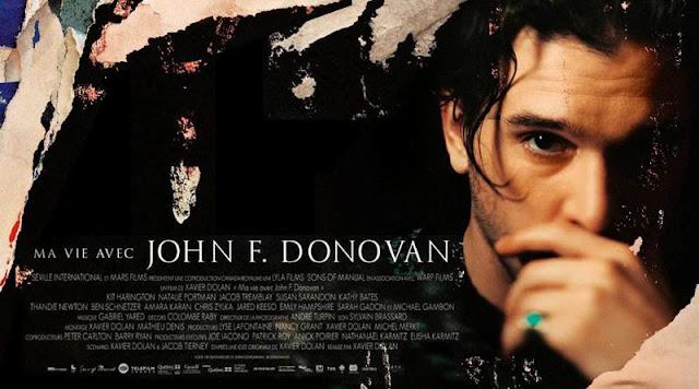 Ma vie avec John F. Donovan, de Xavier Dolan