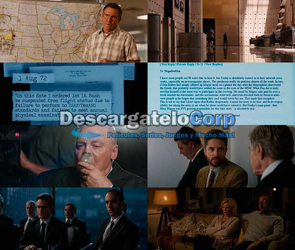 Conspiracion y Poder DVDRip Latino