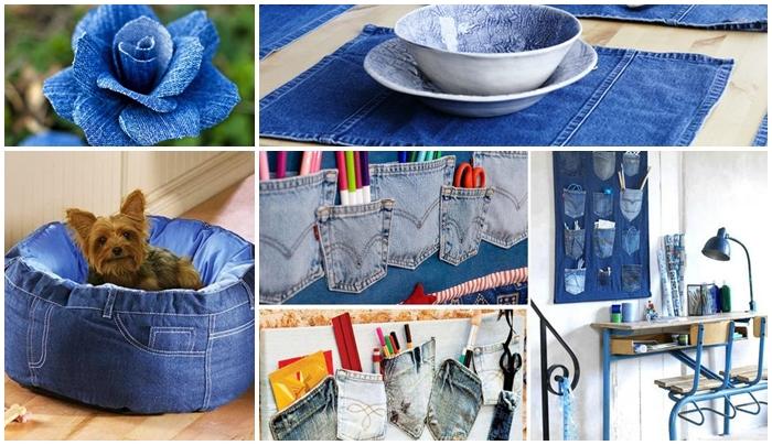 Reaproveitamento de jeans
