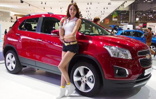 Chevrolet 10 Mobil Terbaru 2016 yang akan Dijual di Indonesia