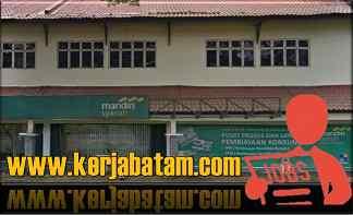 Lowongan Kerja Batam Bank Syariah Mandiri