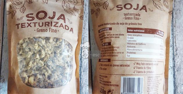 soja texturizada de mercadona hacendado