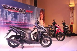 Honda Vario Techno CBS 2012